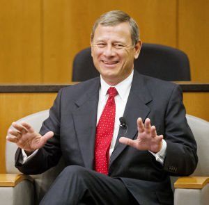 Image of Chief Justice Roberts