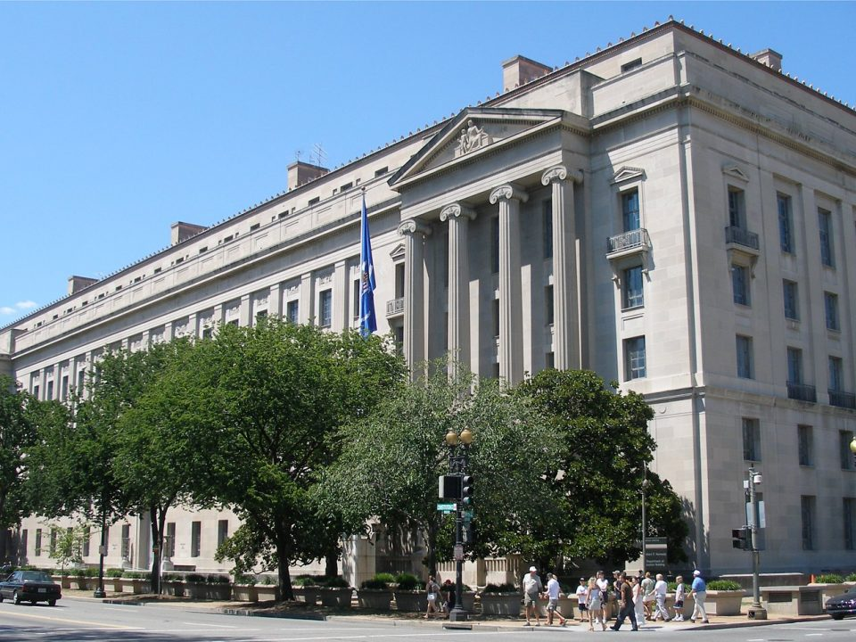 Image of Department of Justice