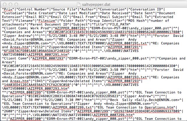 Image of Load File error